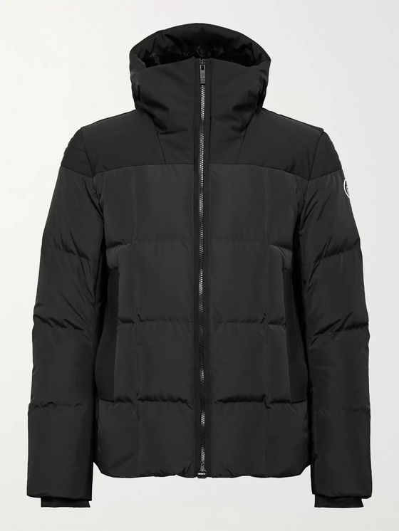 FUSALP Esteban Quilted Shell Down Jacket