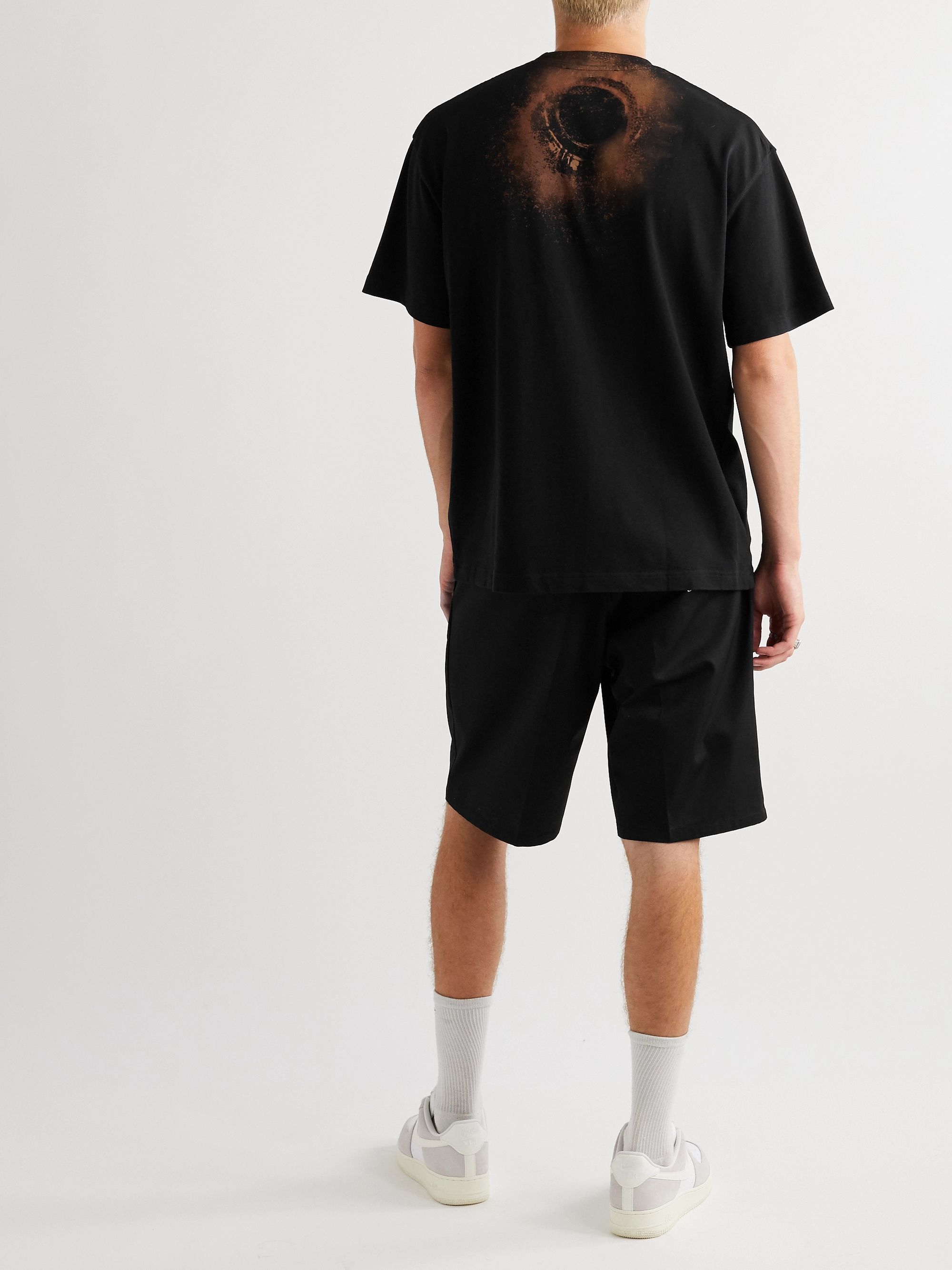 A-COLD-WALL* Printed Cotton-Jersey T-Shirt