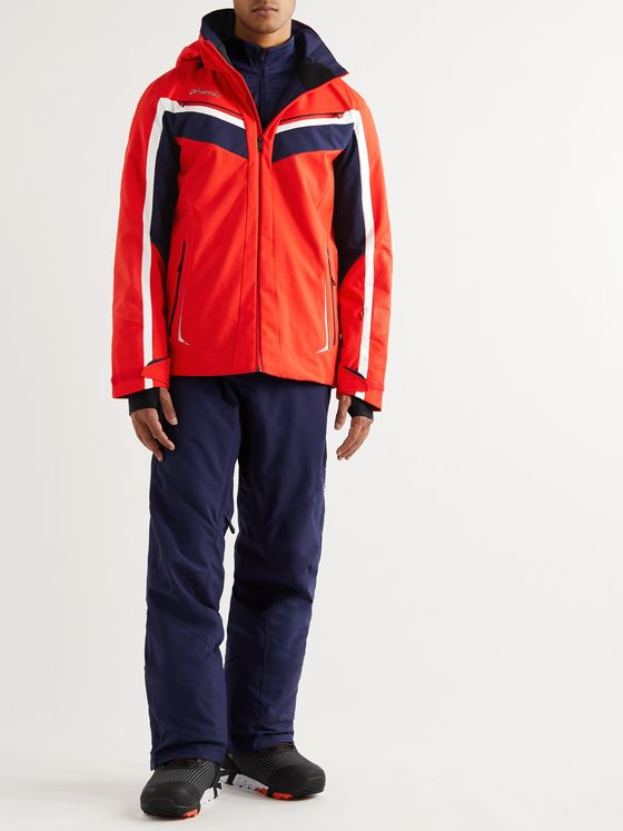 Phenix Trueno Padded Panelled Shell Ski Jacket