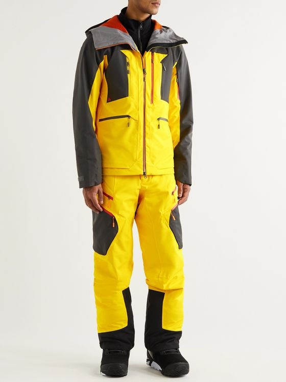 Phenix Float Colour-Block Hooded Ski Jacket