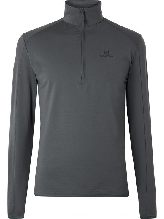 SALOMON Outrack Half-Zip Jersey Base Layer