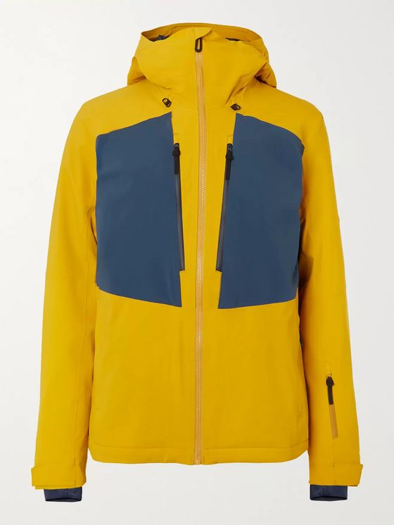 SALOMON Highland Padded Hooded Ski Jacket