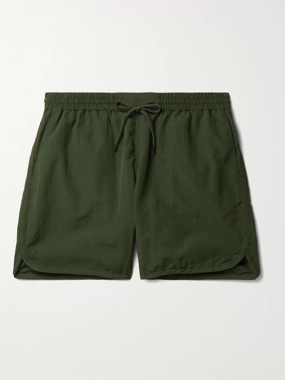 Bellerose Ripstop Swim Shorts