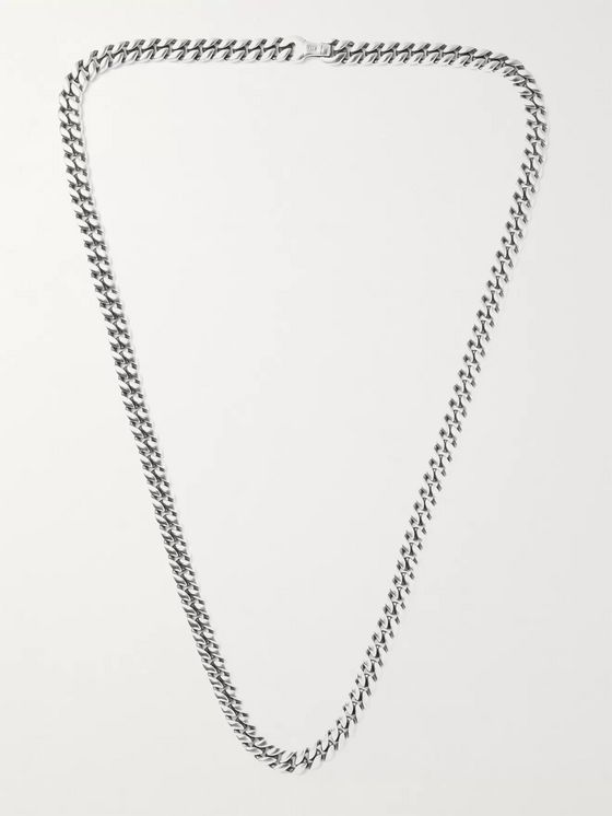 DAVID YURMAN Sterling Silver Curb Chain Necklace