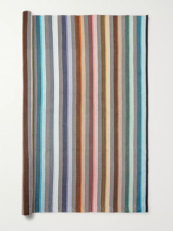 Missoni Home Riohacha Striped Jacquard Rug