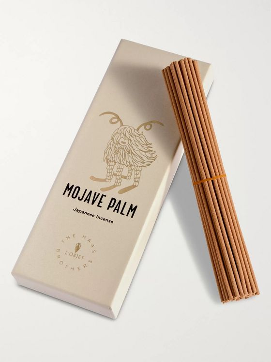 L'Objet Haas Mojave Palm Incense Sticks