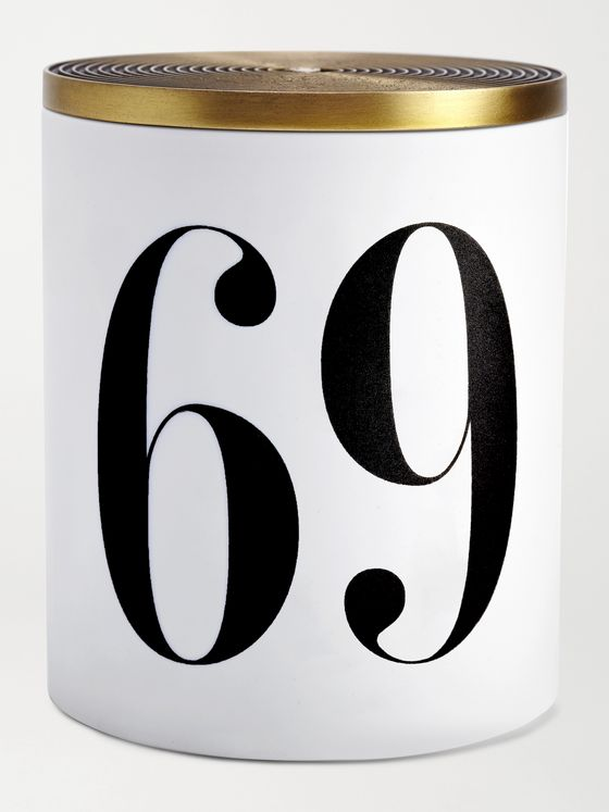 L'OBJET Oh Mon Dieu No.69 Scented Candle, 350g