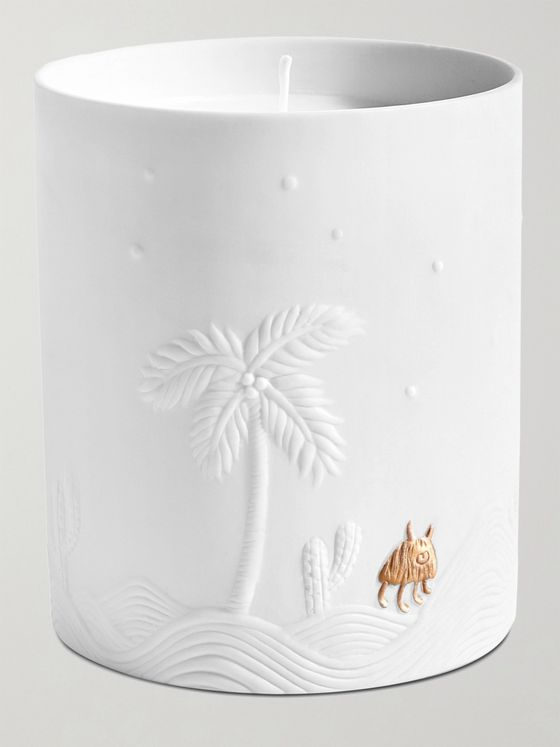 L'OBJET Haas Mojave Palm Scented Candle, 350g