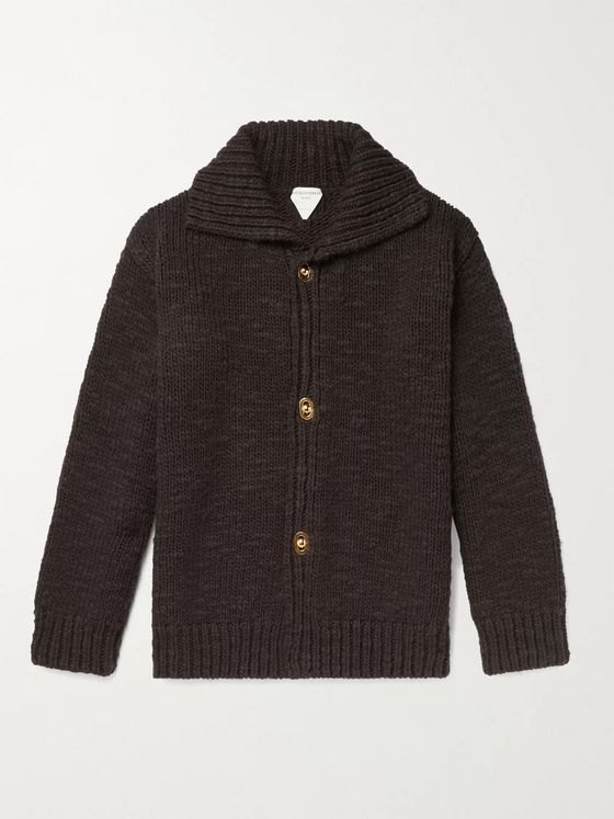 BOTTEGA VENETA Wool-Blend Cardigan