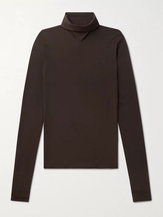 Bottega Veneta Knitted Rollneck Sweater
