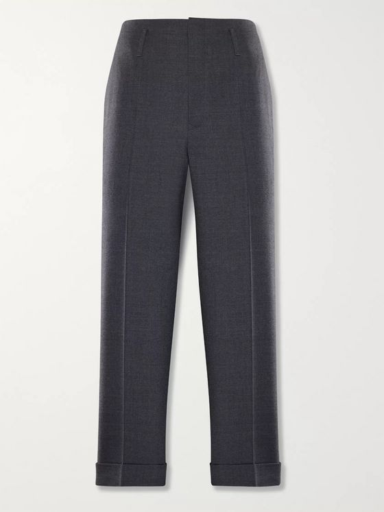 Moncler Genius 7 Moncler Fragment Wool Trousers