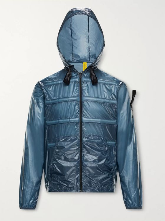 MONCLER GENIUS 5 Moncler Craig Green Peeve Shell Hooded Jacket
