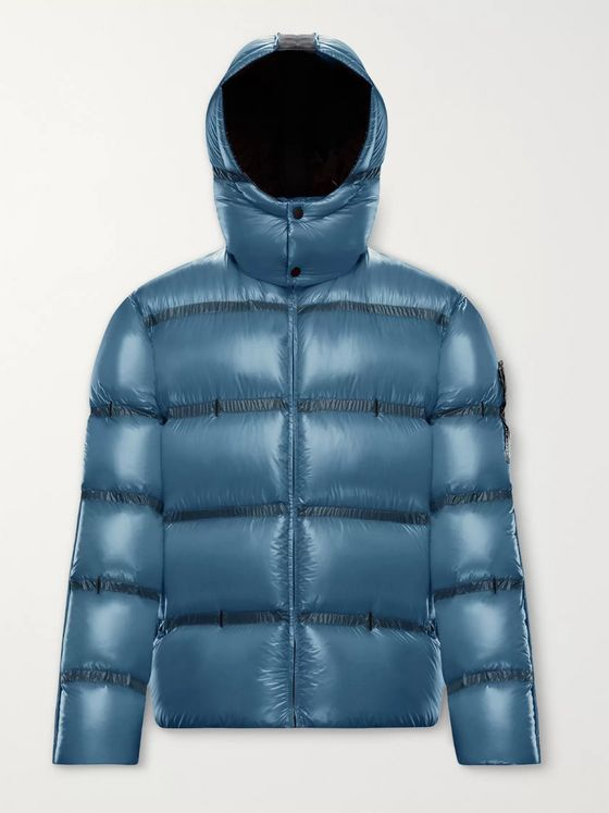 MONCLER GENIUS 5 Moncler Craig Green Ramis Quilted Shell Hooded Down Jacket