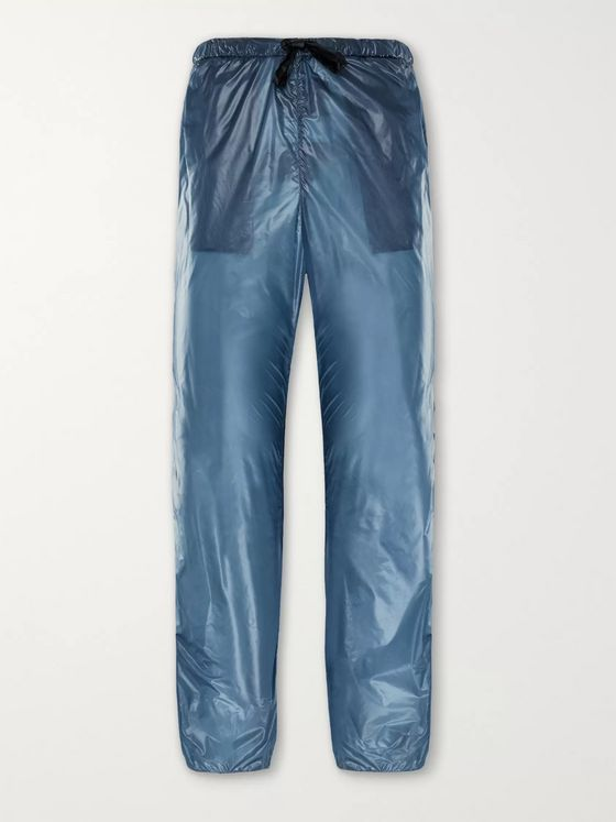 MONCLER GENIUS 5 Moncler Craig Green Shell Drawstring Trousers