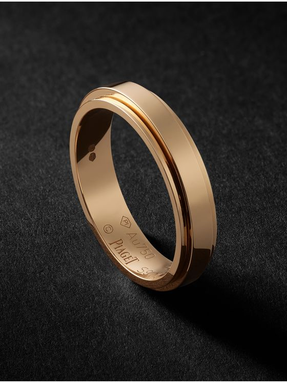 Piaget Possession 18-Karat Rose Gold Ring