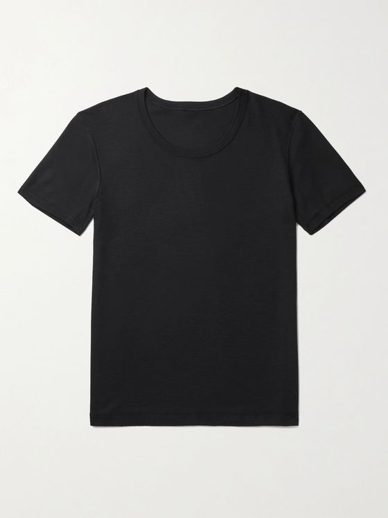 YINDIGO AM Wool T-Shirt