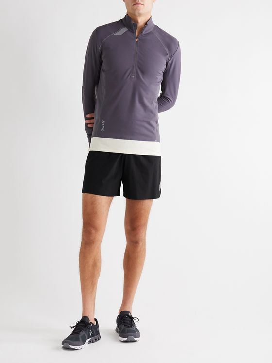 Soar Running Run 3.0 Stretch-Shell Shorts