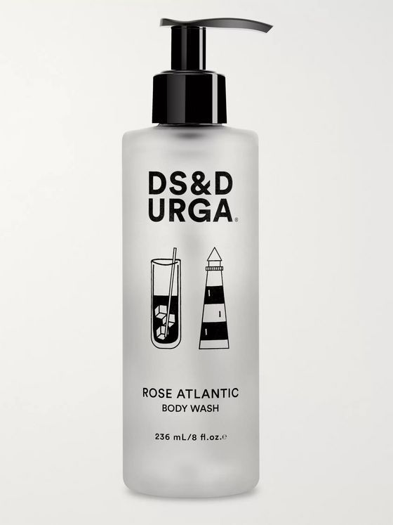 D.S. & Durga Body Wash - Rose Atlantic, 236ml
