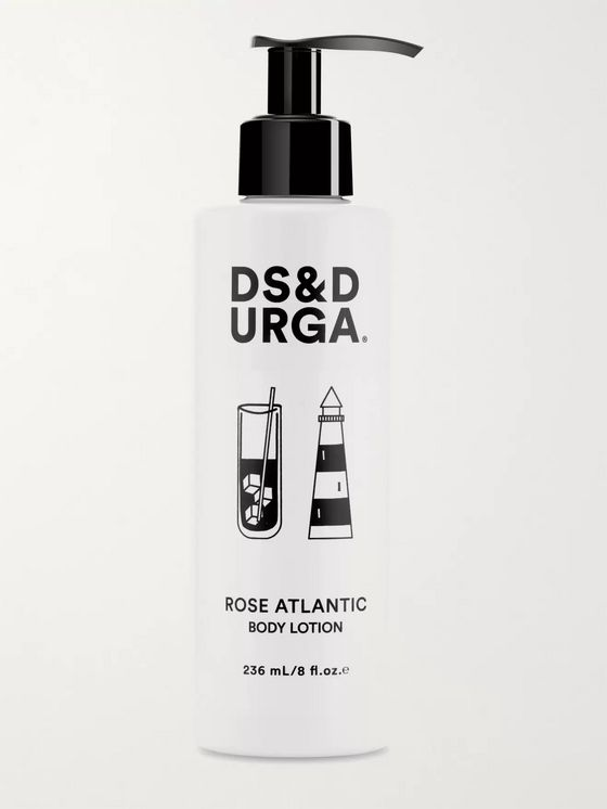 D.S. & Durga Body Lotion - Rose Atlantic, 236ml