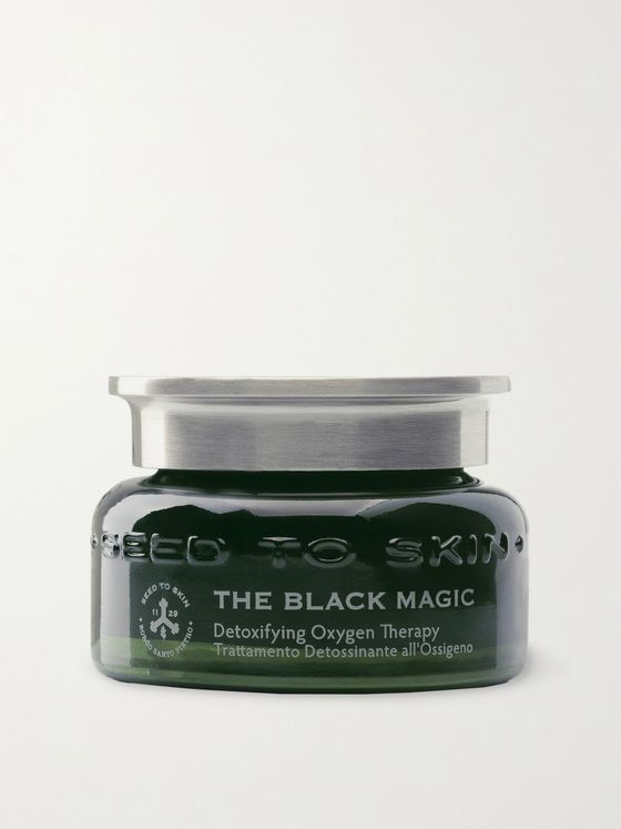 Seed to Skin The Black Magic Mask, 50ml