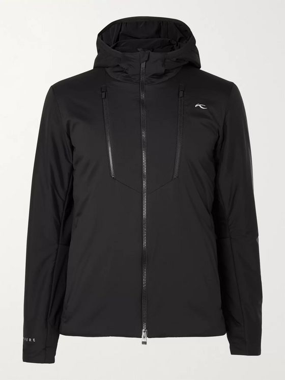Kjus 7SPHERE Slim-Fit Padded Hooded Ski Jacket