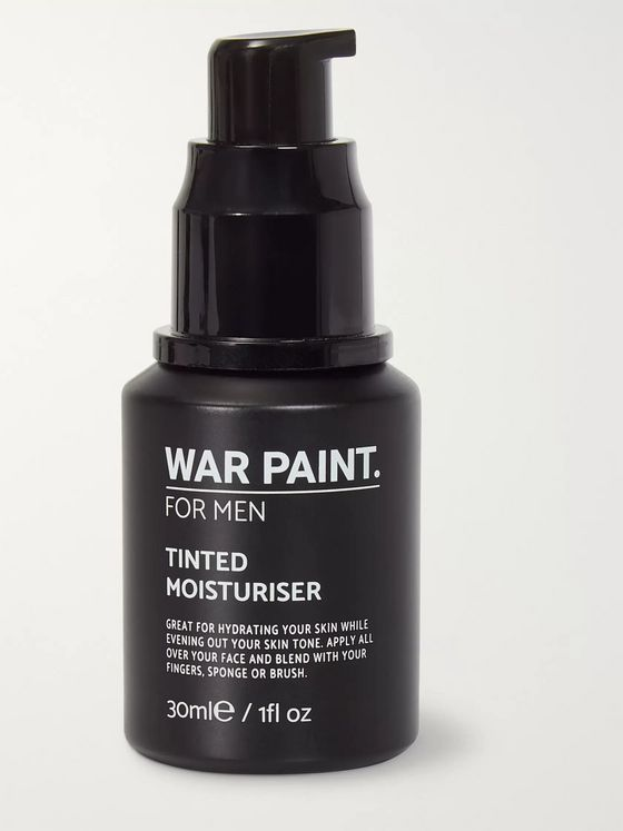 War Paint for Men Tinted Moisturiser - Dark, 30ml