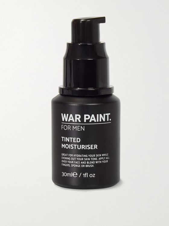 War Paint for Men Tinted Moisturiser - Tan, 30ml