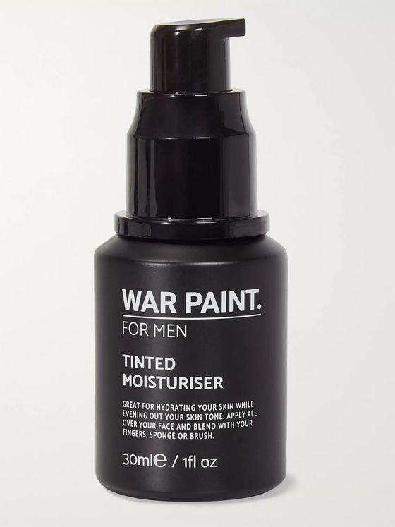 War Paint for Men Tinted Moisturiser - Light, 30ml