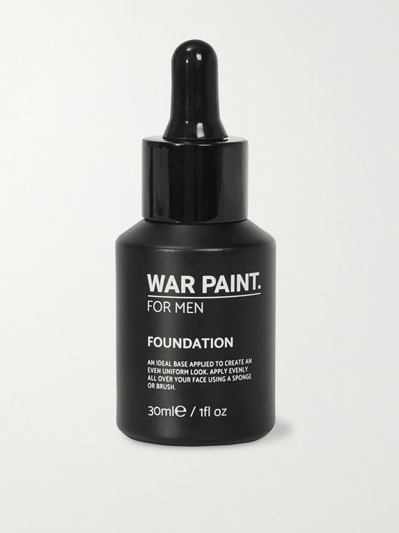 War Paint for Men Foundation - Medium, 30ml
