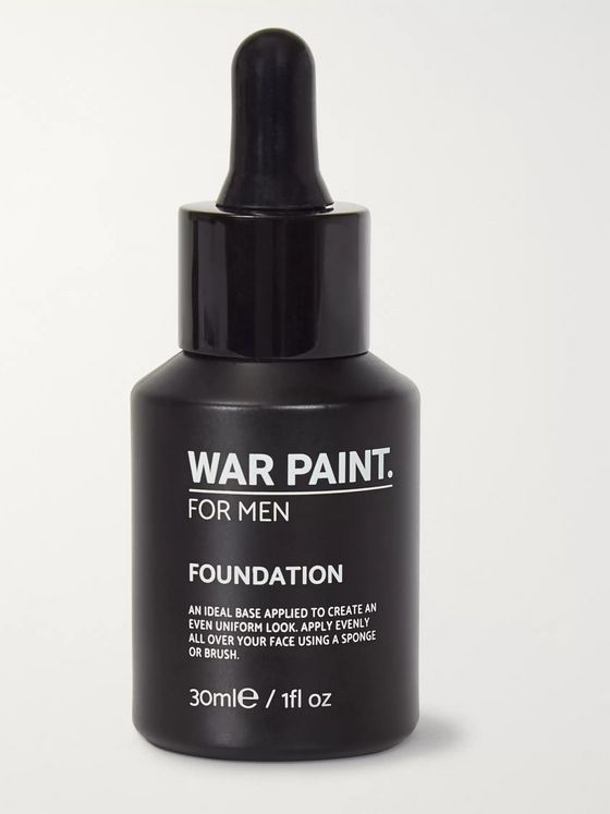 War Paint for Men Foundation - Tan, 30ml