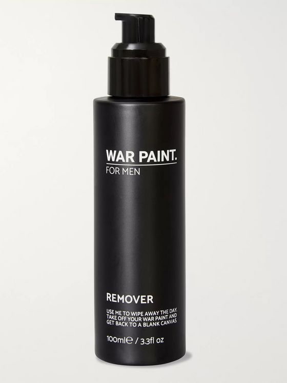 War Paint for Men Makeup Remover, 100ml