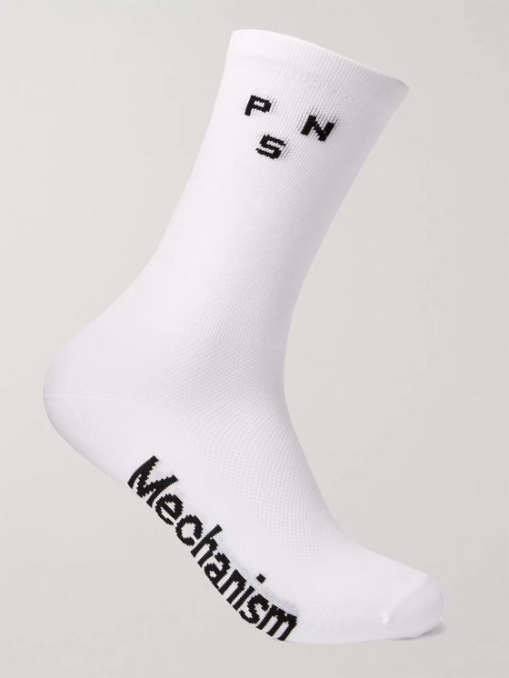 Pas Normal Studios Stretch-Knit Cycling Socks