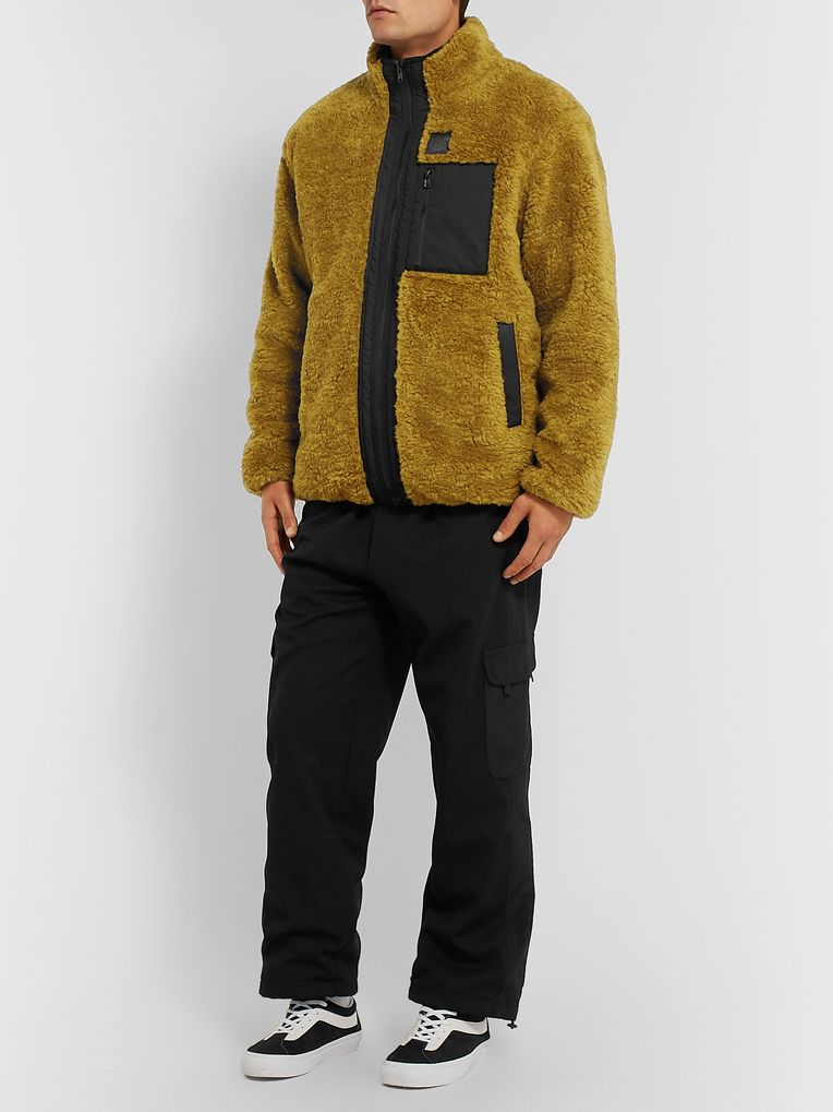 McQ Alexander McQueen Tech-Fleece Bomber Jacket