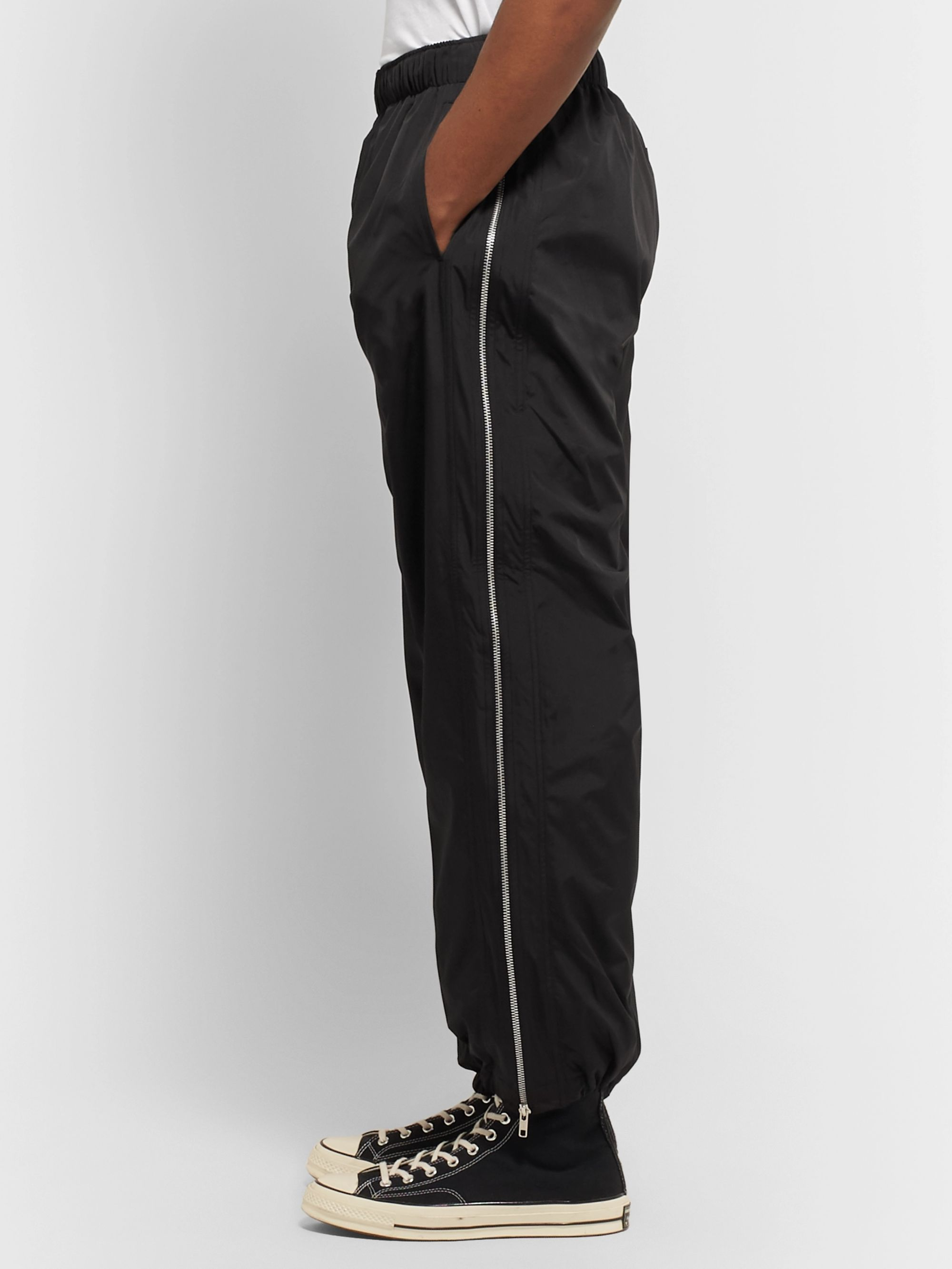 McQ Alexander McQueen Tapered Shell Track Pants