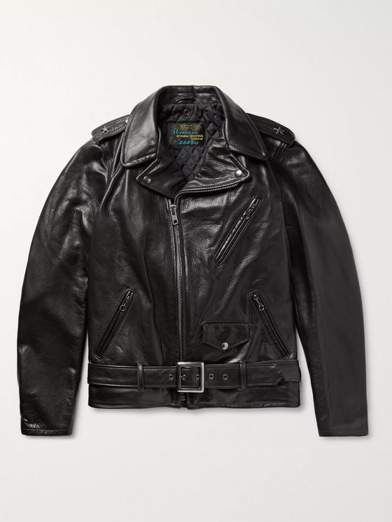 Schott 50s Perfecto Leather Biker Jacket