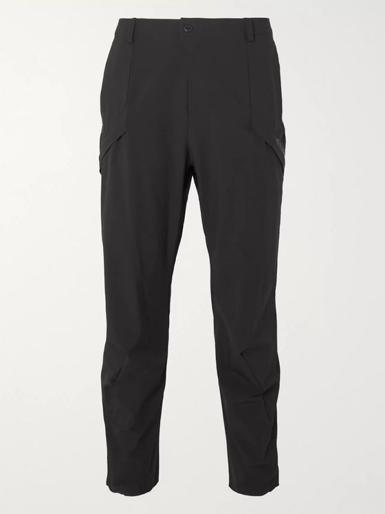 Adidas Sport Terrex Tapered Stretch-Nylon Hiking Trousers