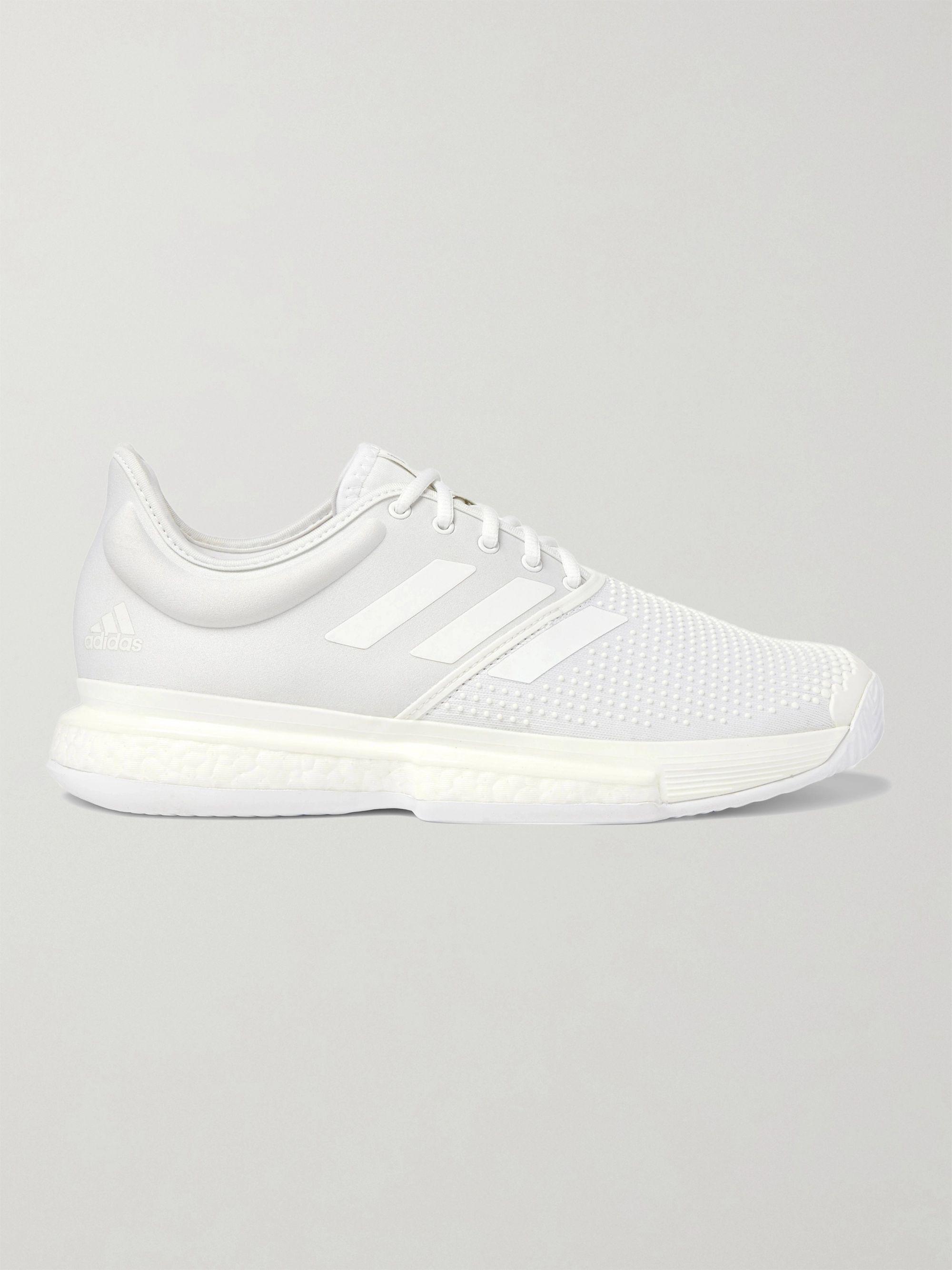 + Parley Sole Court Boost Neoprene Sneakers