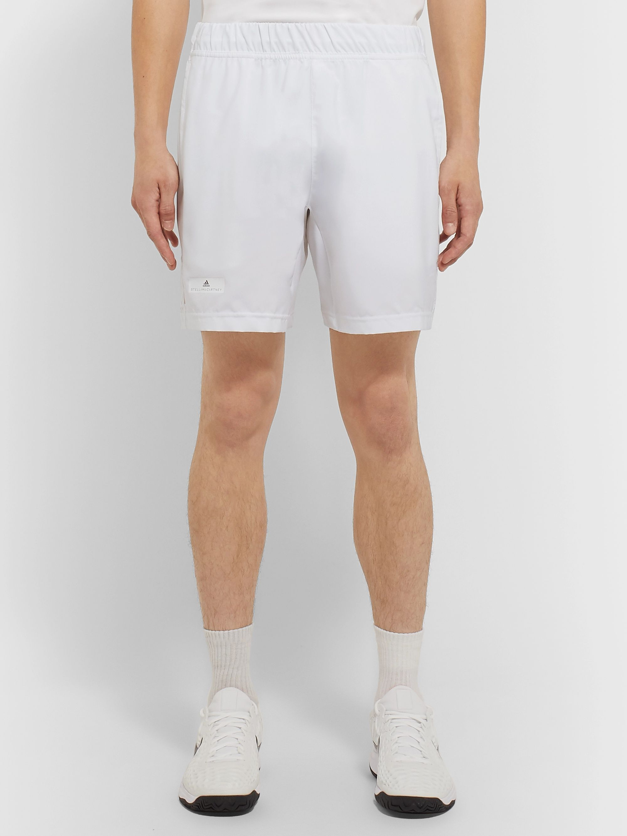 Adidas Sport + Stella McCartney Wimbledon Shell Tennis Shorts