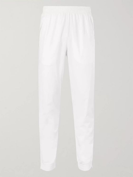 Adidas Sport + Stella McCartney Mesh-Panelled Shell Track Pants