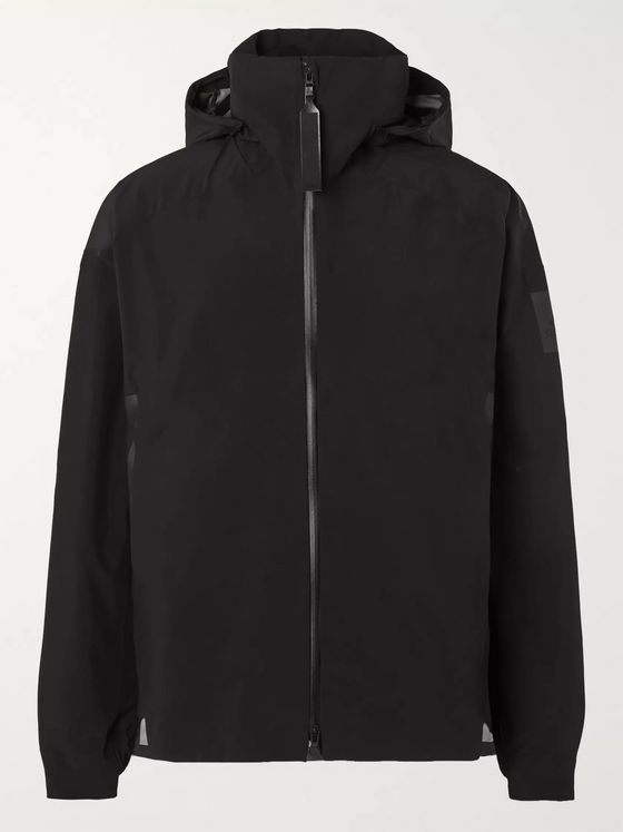 Adidas Sport MYSHELTER Nylon-Blend Hooded Jacket