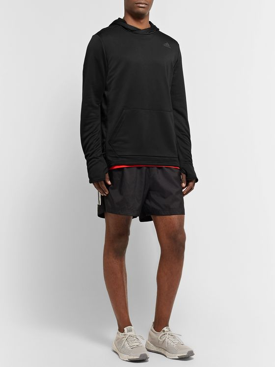 Adidas Sport Own the Run Loopback-Climalite Hoodie