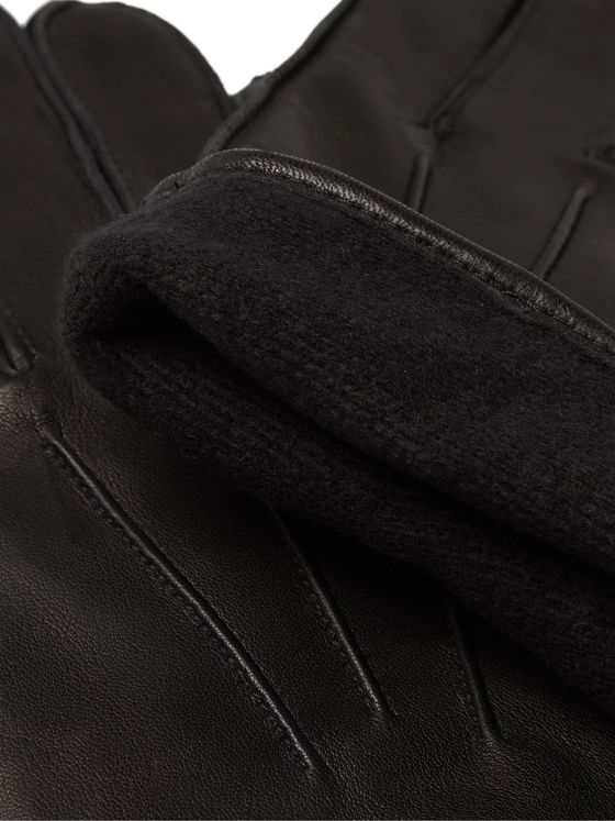 Polo Ralph Lauren Leather Gloves