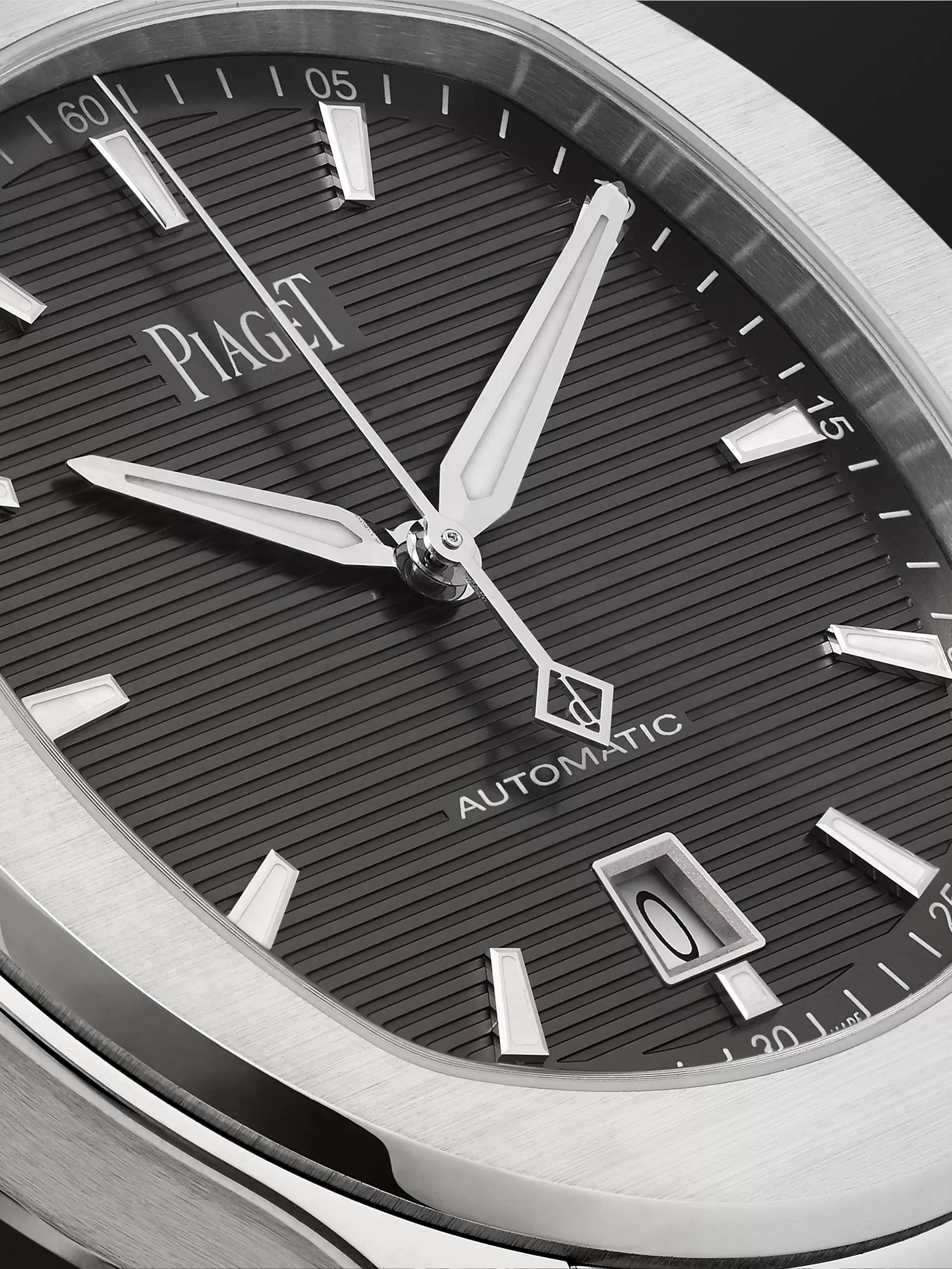 Piaget Polo S Automatic 42mm Stainless Steel Watch