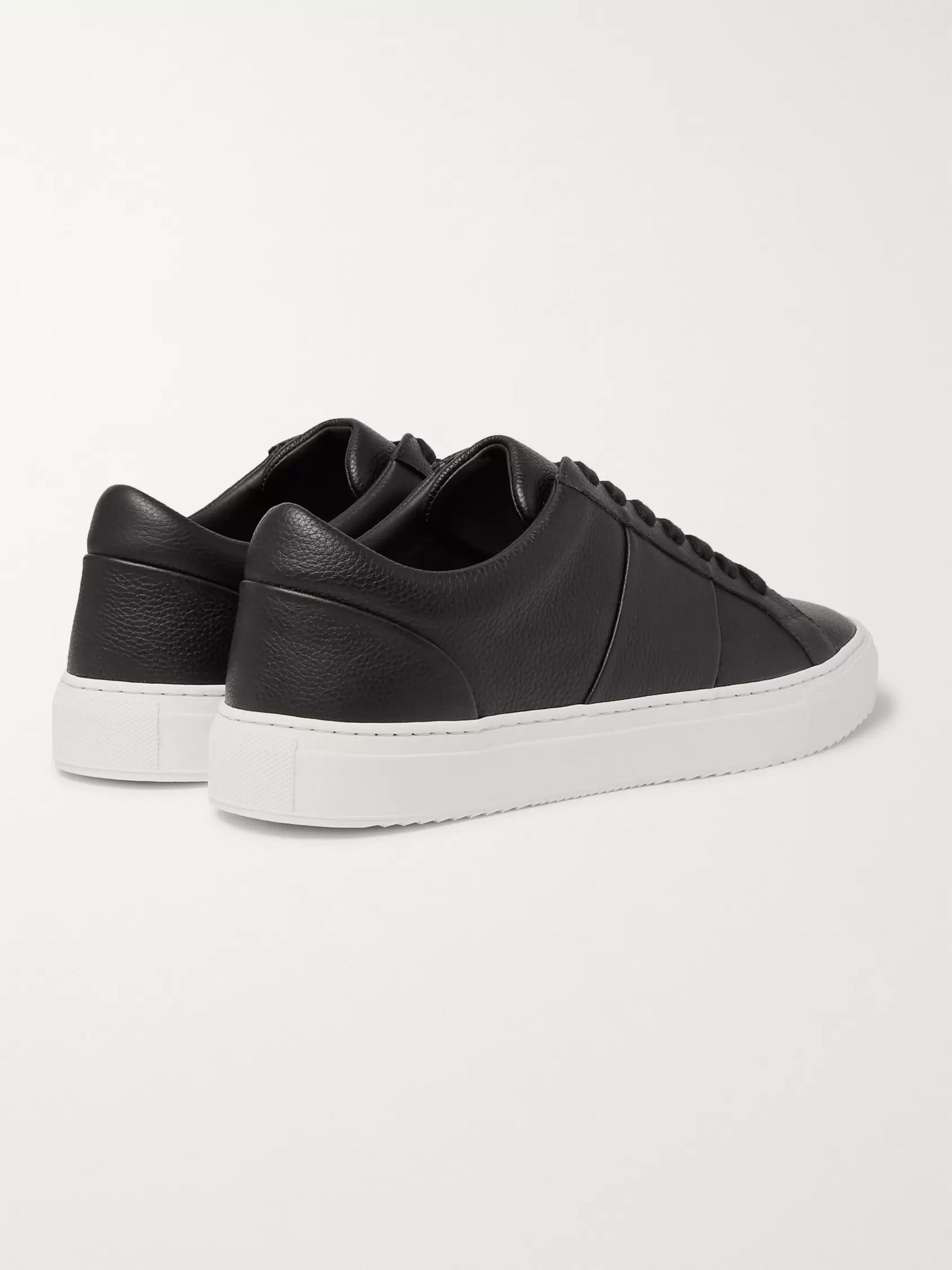Mr P. Larry Leather Sneakers