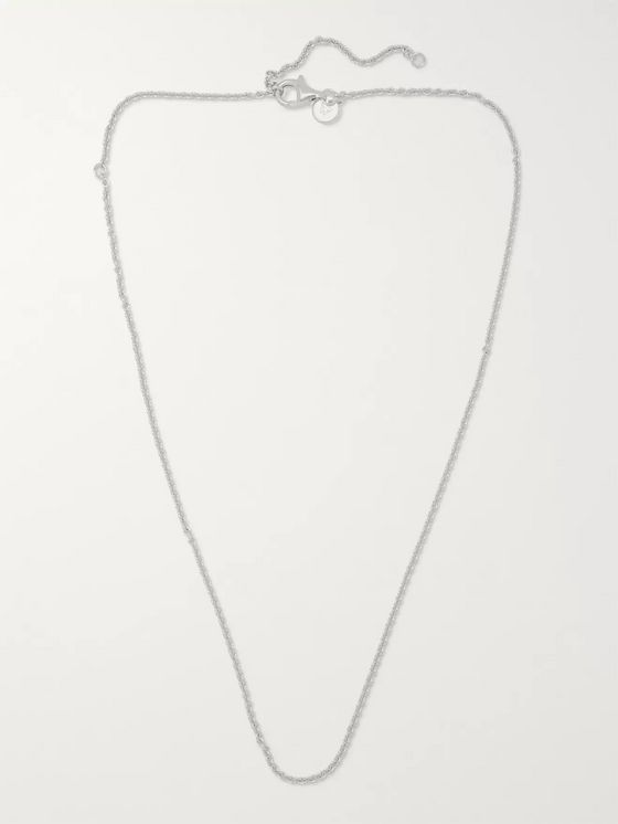 Tom Wood Sterling Silver Necklace