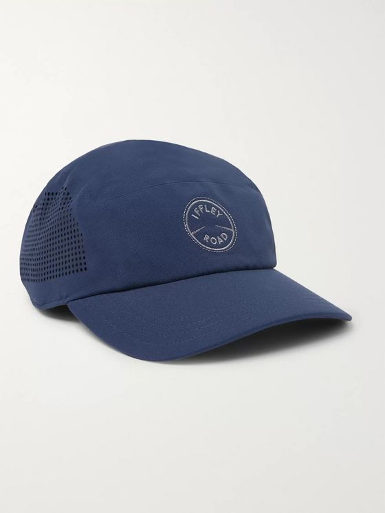 Iffley Road Putney Logo-Embroidered Piqué Cap