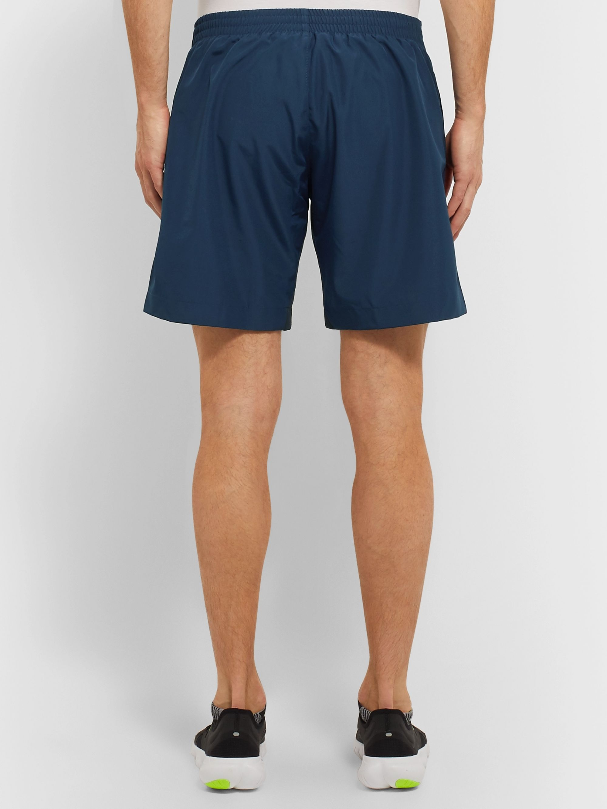 Iffley Road Brighton Wide-Leg Shell Shorts