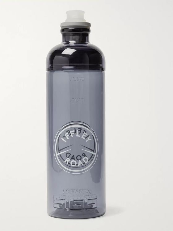 Iffley Road SIGG Logo-Print Tritan Water Bottle