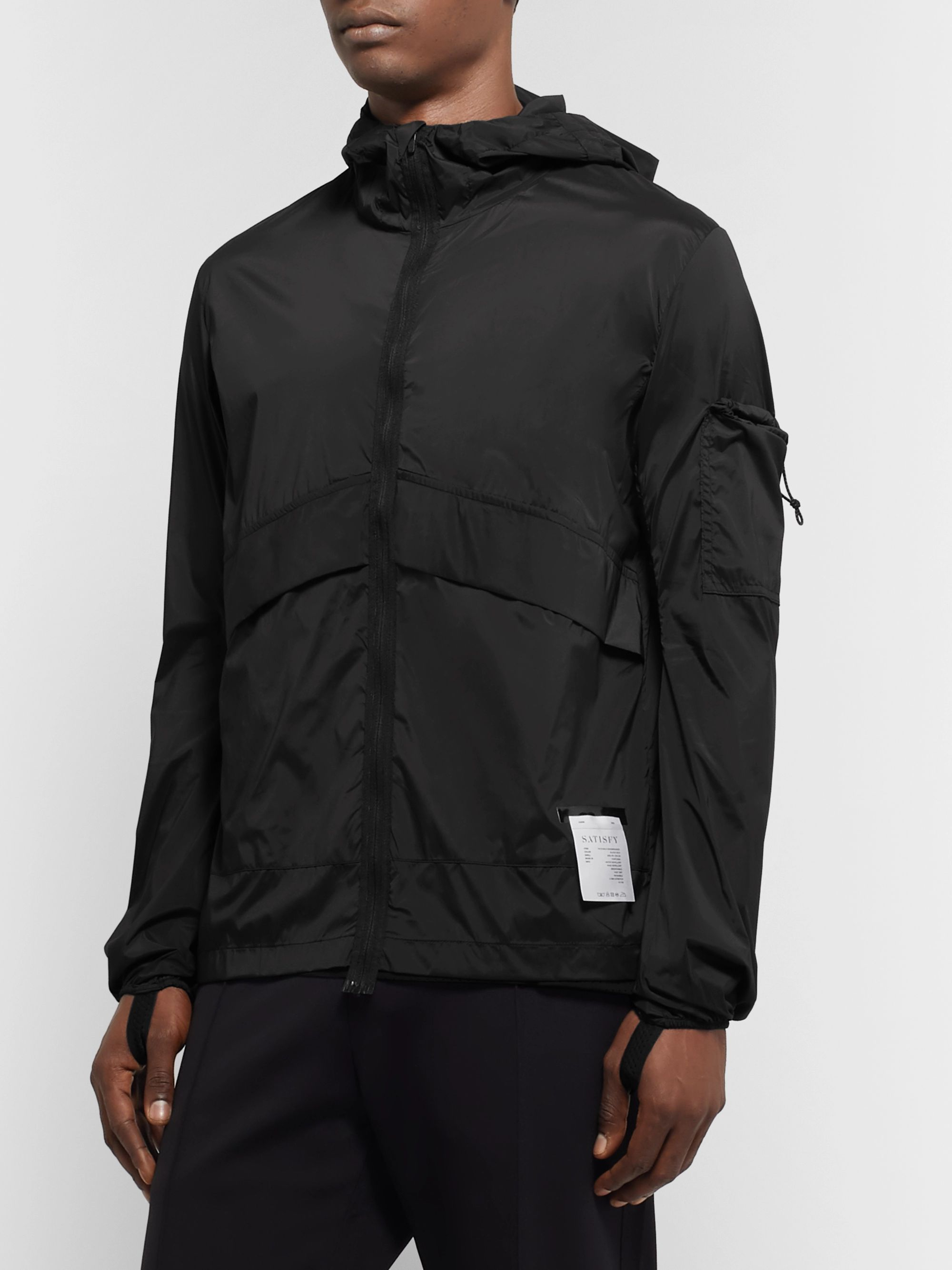 Satisfy Packable Shell Jacket
