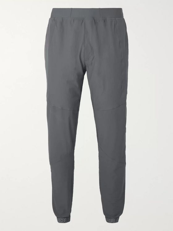 Under Armour Vanish Hybrid Storm Technology Stretch-Jersey Sweatpants